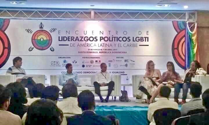 Liderazgos politicos LGBT