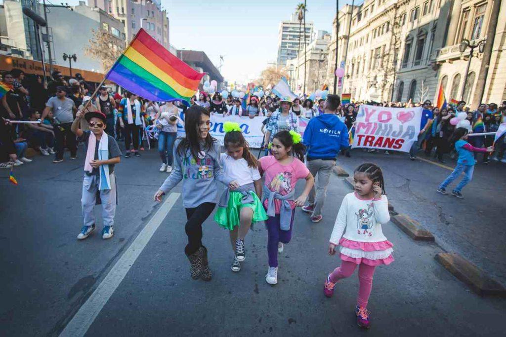 Marcha Orgullo Chile