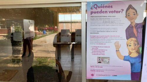 Elecciones mexico protocolo transSan Luis Potosi